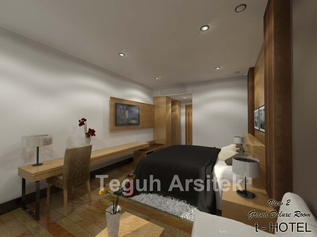 Project Interior Hotel Swissbell, Sorong Papua